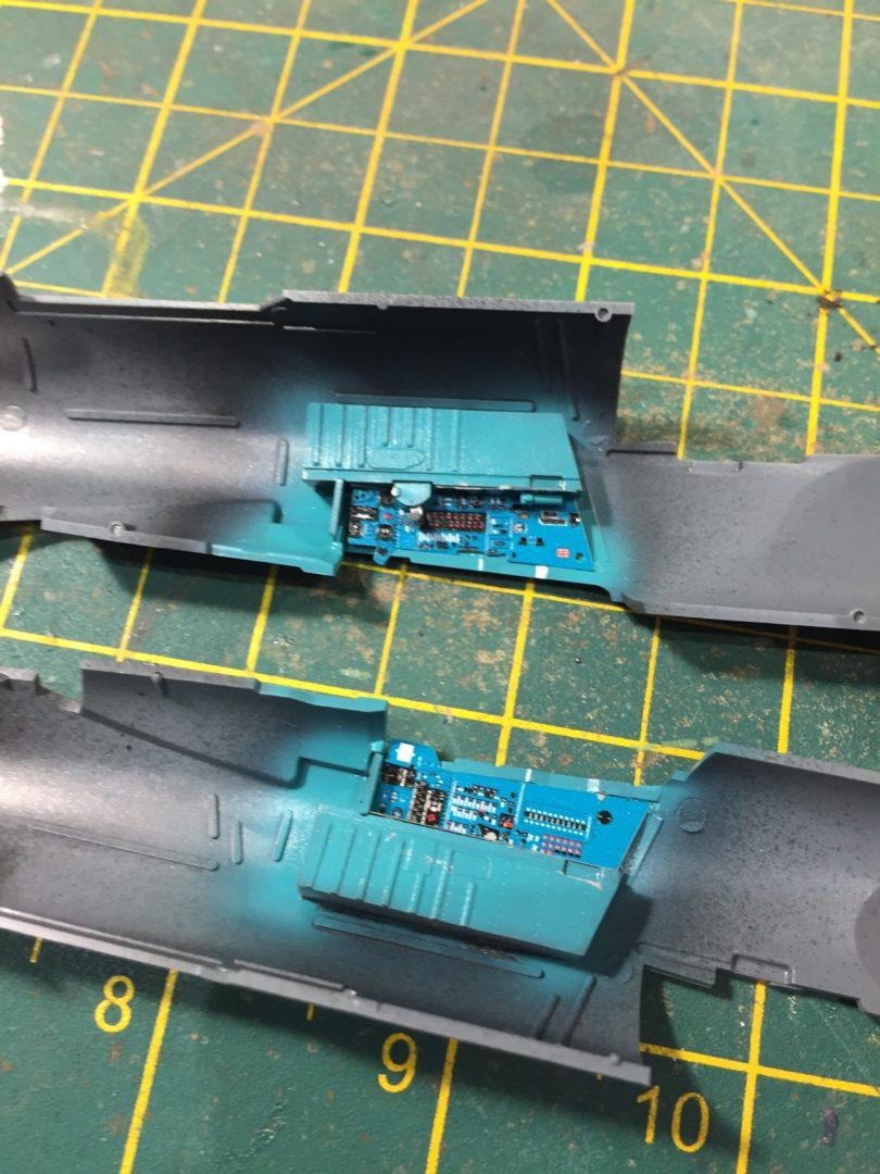 Cockpit side panels